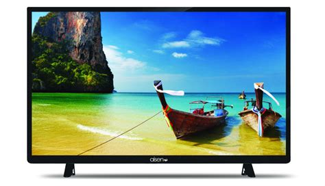 aisen ahds full hd led smart tv launched  rs