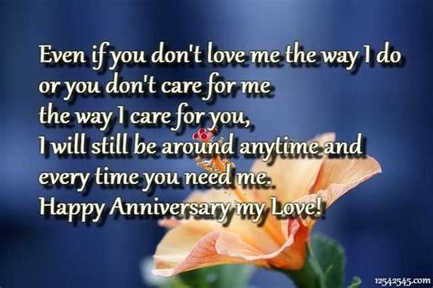 romantic  months anniversary relationship quotes  husband happy birthday anniversary