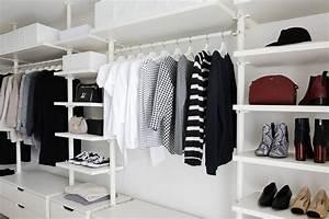 Ikea Offener Schrank : 5 fragen die fehlk ufe vermeiden ankleidezimmer update begehbarer kleiderschrank ikea ~ Watch28wear.com Haus und Dekorationen