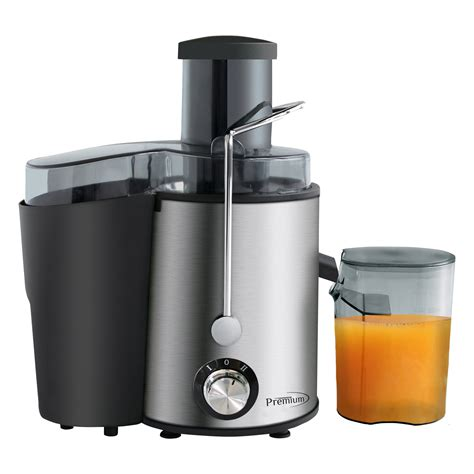 premium appliances stainless steel juice extractor