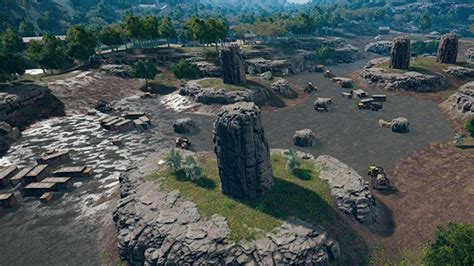 pubgs savage map returns today   locations pcgamesn