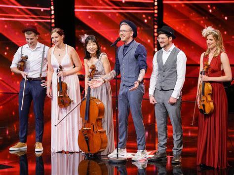 das große backen 2017 kandidaten das supertalent 2017 eine messerscharfe show zuckers 252 223 e