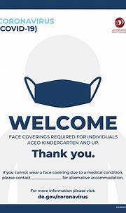 Printable Signs - Delaware's Coronavirus Official Website