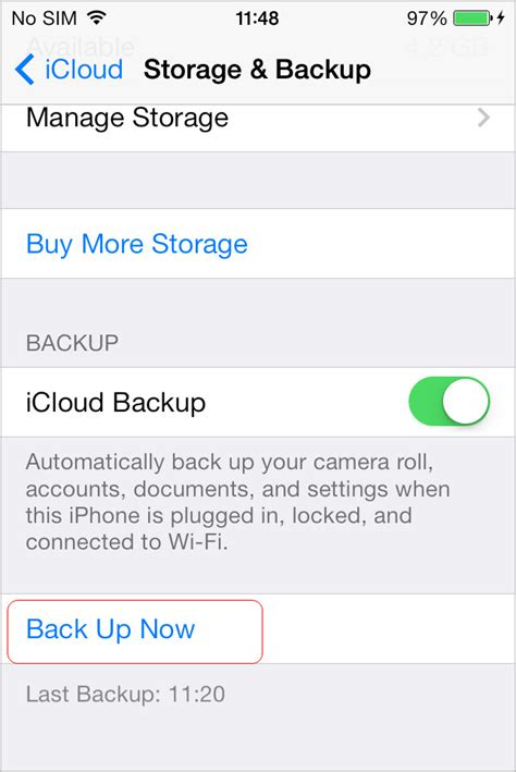 iphone backup could not be completed how to update to ios 9 leawo tutorial center
