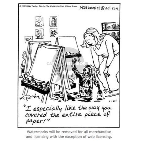 paper scissors glue sunday comic 976 | art