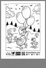 Coloring Pages Quiver Sản Tự Phẩm Cong Nghệ Lam Mỹ Thủ Augmented Reality Va Apps sketch template
