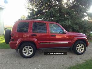 2006 Jeep Liberty Limited Sport Utility 4