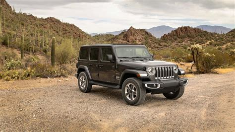 Jeep Wrangler 2018 Review by 2018 Jeep Wrangler Drive Review
