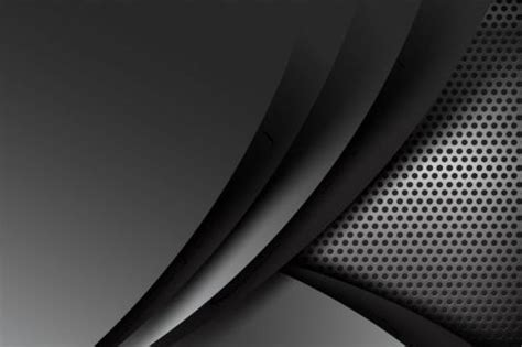 Abstract Black Vector Wallpaper by Chrome Steel Abstract Background Vectors 03 Free