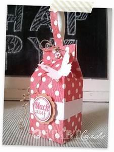 Kernbohrung Selber Machen : kleine milcht ten geschenkverpackung handmade kultur ~ A.2002-acura-tl-radio.info Haus und Dekorationen