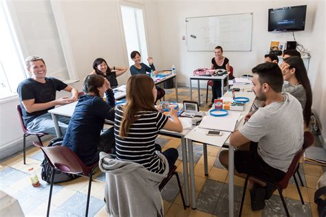 French Courses In France  French Language Courses With