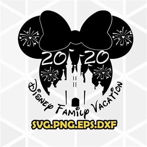 Disneyland, tokyo disney, disneyland paris, hong kong disneyland, shanghai disney and put on your mouse ears: Disney Family Vacation 2020 svg . Disney Family vacation ...