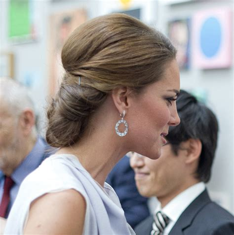 The Duchess Cambridge Different Hairstyles