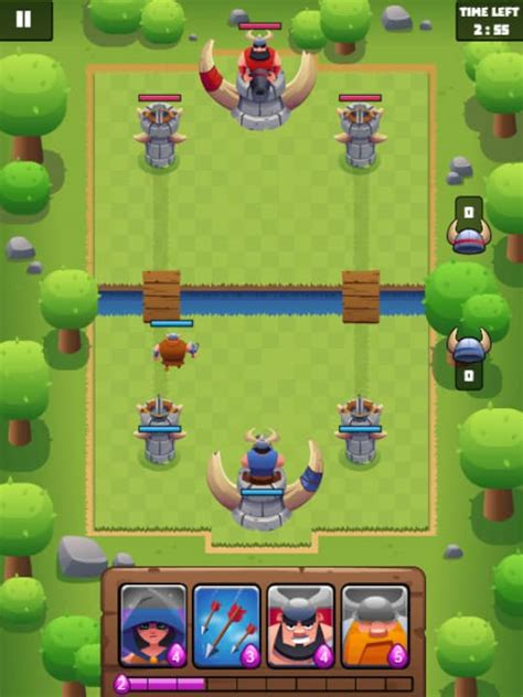 clash royale  game funnygamesin