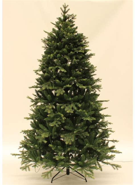 9 foot michigan fir artificial christmas tree unlit