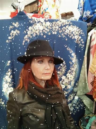 Hat Snow Today Fedora Hats Weather