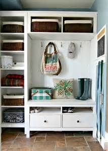 67 mudroom and hallway storage ideas shelterness - Kitchen Storage Furniture Ikea