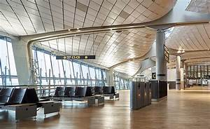 Airport Lobby Design Inside Nordic Office Of Architecture 39 S Oslo Airport