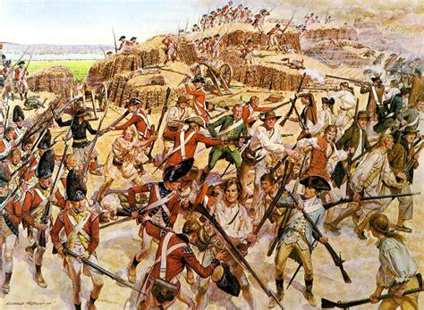 bred siege battle of bunker hill