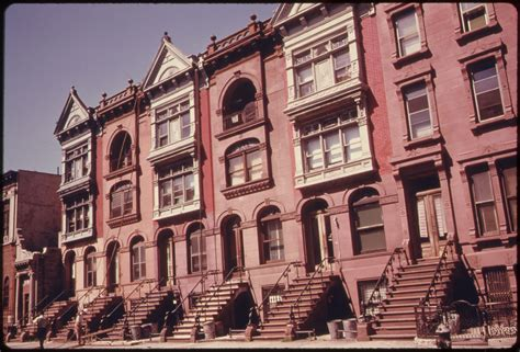 Brownstone Renovated Home by File Turn Of The Century Brownstone Apartments Being