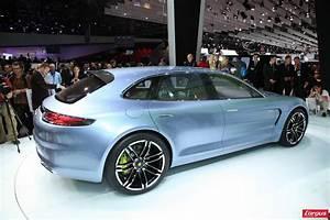 Porsche Panamera Break : porsche panamera sport turismo mondial de l 39 auto 2012 ~ Gottalentnigeria.com Avis de Voitures