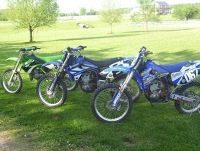 used motocross bikes for sale used yamaha dirt bikes for sale