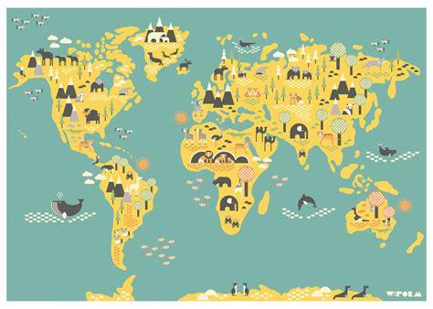 wereldkaart poster ikea w form wereldkaart atlas poster 50x70 rens pinterest