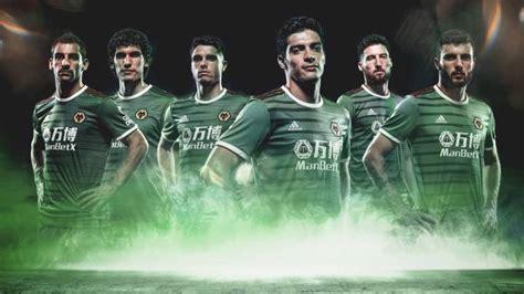 Filtran nuevo uniforme de Raúl Jiménez y los Wolves (FOTOS ...
