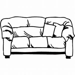 Sofa clipart cliparts of free download wmf emf svg ...