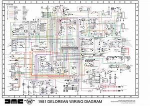 Delorean Wiring Diagram