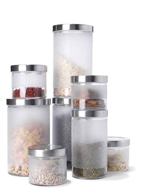 ikea kitchen canisters ikea frosted canisters 2 home renovations decorating