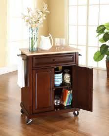 large portable kitchen island crosley portable kitchen cart island by oj commerce 252 00 339 00