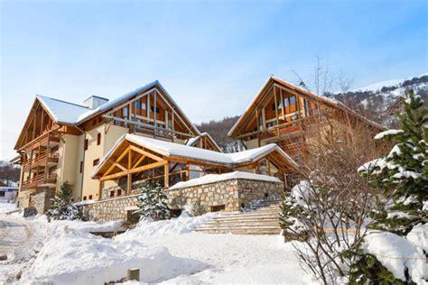chalets du galibier valloire location vacances ski valloire ski planet