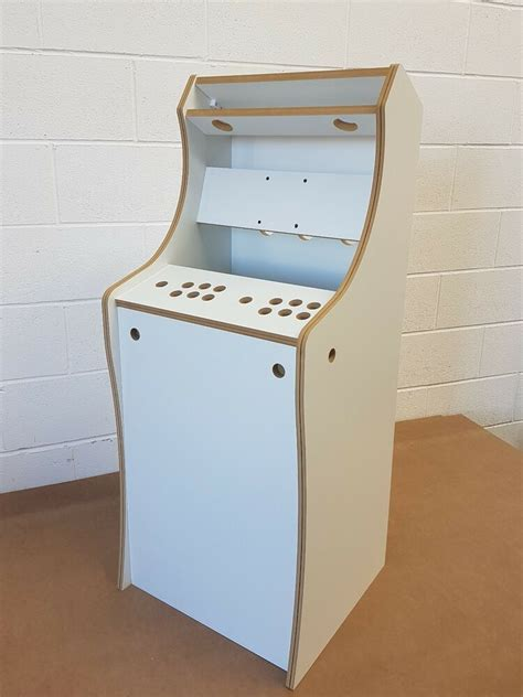 Bartop Cabinet Kit by The Midi Quot Bartop Arcade Cabinet 2 Player Diy Flat Pack