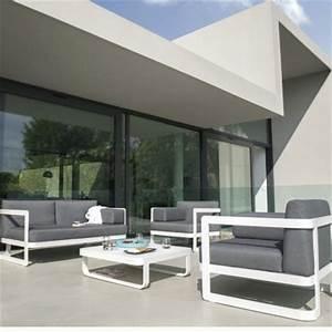organisation salon de jardin castorama blooma With salon de jardin en aluminium castorama 7 table jardin avec banc