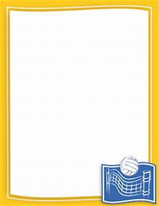 Free Microsoft Word Holiday Borders Free Sports Borders Clip Art Page Borders And Vector
