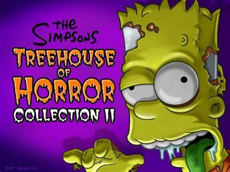 Treehouse Of Horror Season