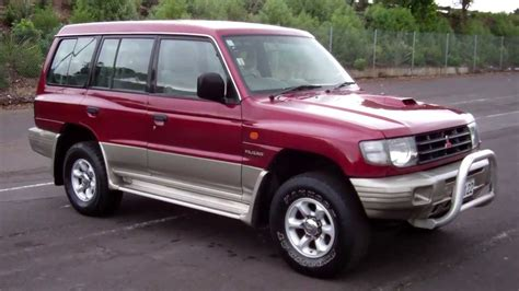 how cars engines work 2001 mitsubishi challenger electronic throttle control 1998 mitsubishi pajero 4wd diesel 1 reserve cash4cars cash4cars sold youtube