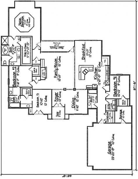 country kitchen floor plans french country kitchen floor plans