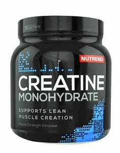 Creatine Monohydrate By Nutrend  300 Grams