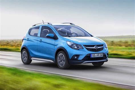 Opel Karl Rocks 2017 Esttica Suv Por Doquier