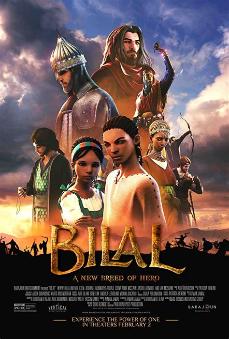 Bilal: A New Breed of Hero Trailer Celebrates the Power of ...