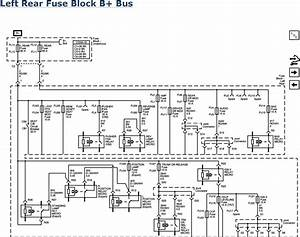 2004 Cts Wiring Diagram