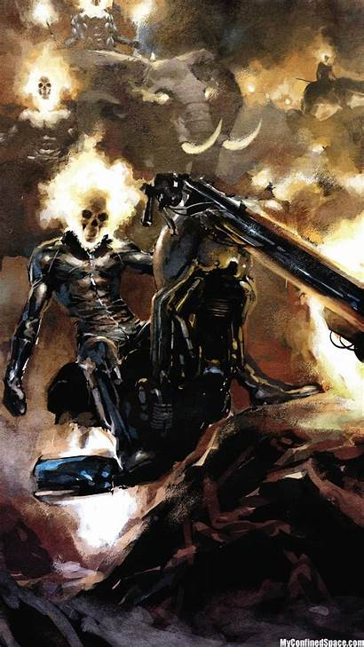 Ghost Rider Iphone Wallpapers Galaxy Note Wallpaperboat