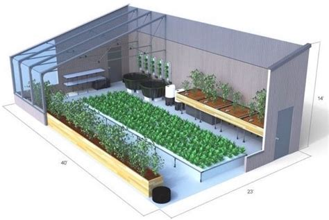 Aquaponics And Greenhouse Pioneers Partner To Deliver Education And Integrated Food Growing