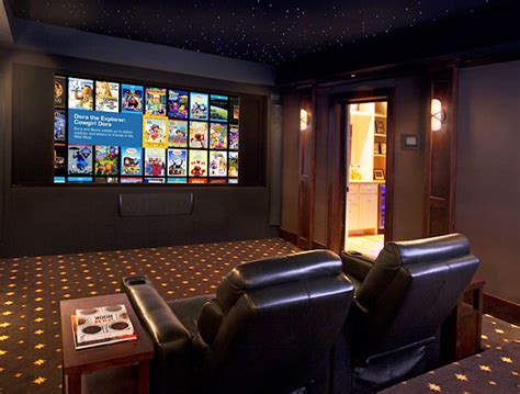 Home Theater Room Design Budget by Nantucket Home Theater Installation And Service By