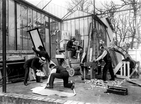 georges melies a nightmare georges melies studio he build a studio with glass walls