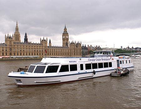 Boats On The Thames by Pin River Thames Boat Hire On