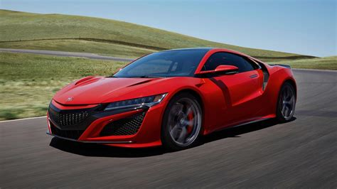 acura nsx  drive complicated emotions motortrend
