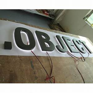 Fabricated, Backlit, Illuminated, Metal, Signs, U0026, Letters